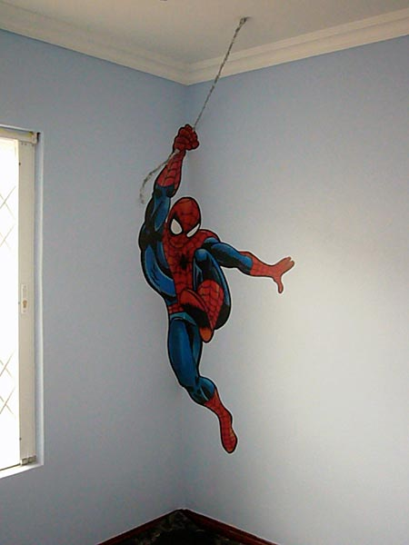 Walltastic Spider Sense Spider Man Childrens Designer Wallpaper | Must Have  In My House! | Pinterest | Designer Wallpaper, Wallpaper And Wallpaper  Murals Part 43